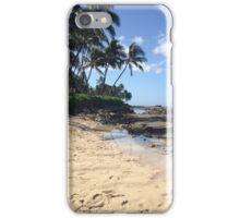 Oahu Beach iPhone Case/Skin