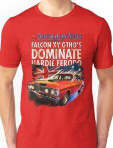Ford Falcon XY GTHO Phase III (nostalgic) © Unisex T-Shirt