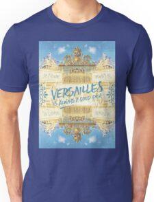 Versailles Is Always A Good Idea Golden Gate Unisex T-Shirt
