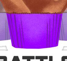 Miscellaneous - battle muffins Sticker