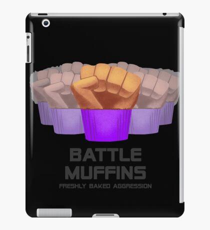 Miscellaneous - battle muffins iPad Case/Skin