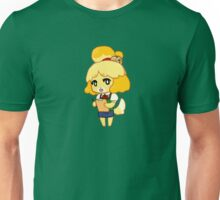 Animal Crossing- Isabelle  Unisex T-Shirt