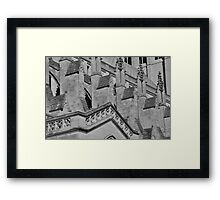The National Cathedral  Framed Print