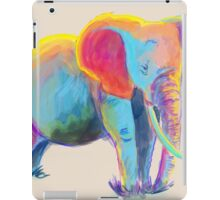 Elephant Water Color iPad Case/Skin