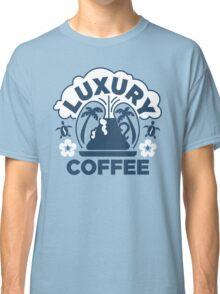 Luxury Coffee Classic T-Shirt