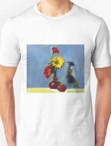 Flowers in Vase T-Shirt