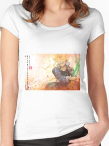 Jedi Trunks Women's Fitted Scoop T-Shirt