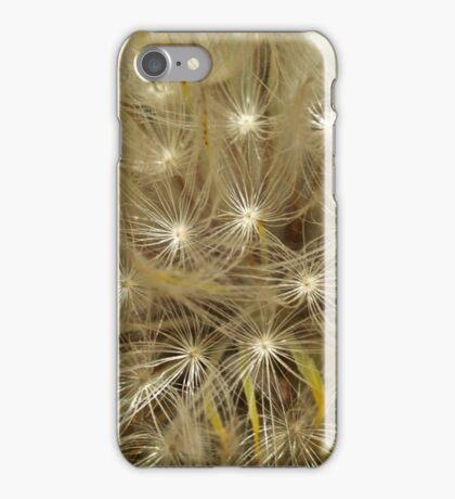 Macro Dandelion iPhone Case/Skin