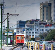 New Orleans Street Cart by Diego Re