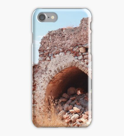 Rock houses iPhone Case/Skin