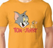 Tom and Jerry minahasa Unisex T-Shirt