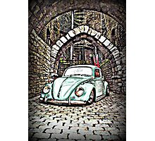 Gangster Bug Photographic Print