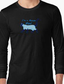 Meezer Mom (Simplistic) Long Sleeve T-Shirt