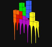 Tetris Melt Unisex T-Shirt