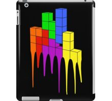 Tetris Melt iPad Case/Skin