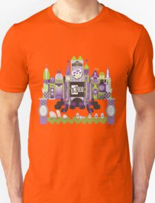 Is This Small World Actually Stretching? T-Shirt
