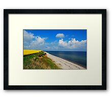 When spring is at its best Framed Print