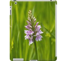 Common Spotted Orchid iPad Case/Skin