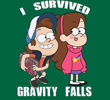 I survived Gravity Falls Unisex T-Shirt