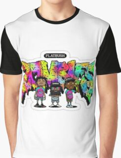 FLATBUSH ZOMBIES SWAG Graphic T-Shirt