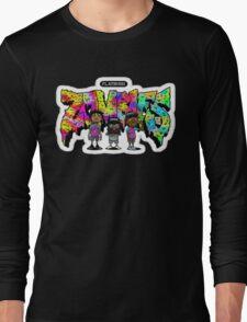 FLATBUSH ZOMBIES SWAG Long Sleeve T-Shirt