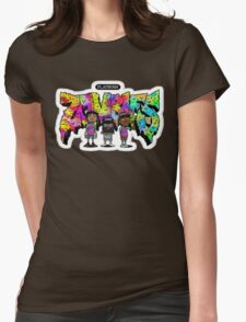 FLATBUSH ZOMBIES SWAG Womens Fitted T-Shirt