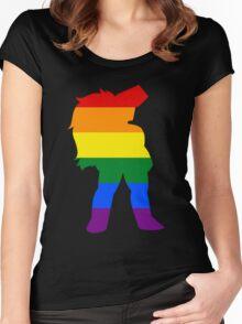 Jasper Pride Women's Fitted Scoop T-Shirt