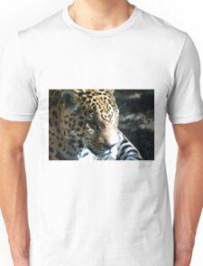 Focused Feline Unisex T-Shirt