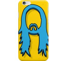 STEVE AOKI BLUE FACE TWO COLOR iPhone Case/Skin