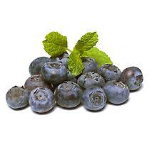Blueberries by rngindustries