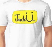 JACK U BLACK AND YELLOW Unisex T-Shirt