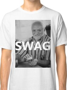 Hide the Pain Harold - SWAG Classic T-Shirt