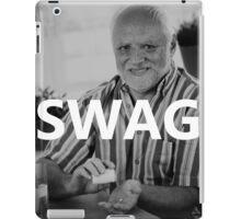 Hide the Pain Harold - SWAG iPad Case/Skin
