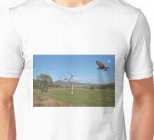 Strath Brora, Buzzard Unisex T-Shirt