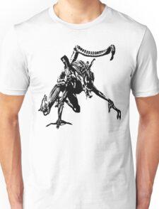 Xenomorph - Tee Print Unisex T-Shirt