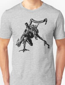 Xenomorph - Tee Print T-Shirt