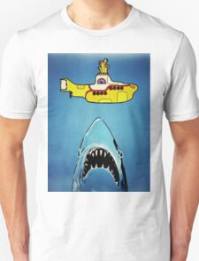 Jaws-Yellow Submarine  T-Shirt