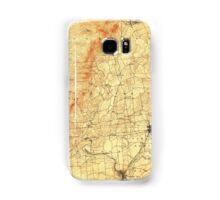 New York NY Saratoga 148433 1902 62500 Samsung Galaxy Case/Skin