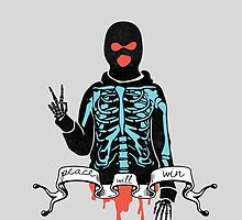 Twenty one Pilots peace ribbons by sonyahole