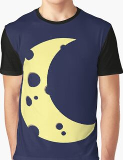 moon from cheese  Graphic T-Shirt