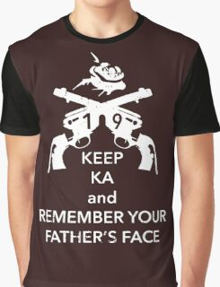 Keep KA - white edition Graphic T-Shirt