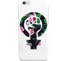 Women's Revolution iPhone Case/Skin
