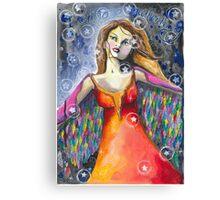 I Choose Authenticity Canvas Print