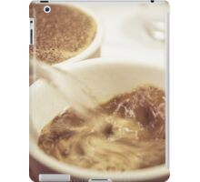 Happiness Process Step 3 iPad Case/Skin