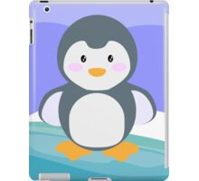 Freezing in the iceberg iPad Case/Skin