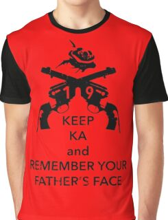 Keep KA - black edition Graphic T-Shirt