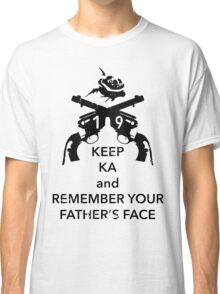 Keep KA - black edition Classic T-Shirt