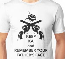 Keep KA - black edition Unisex T-Shirt