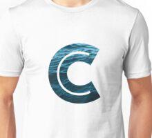 """The Letter """"C"""" Ocean Unisex T-Shirt"""