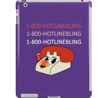 Hotline Bling - Drake iPad Case/Skin